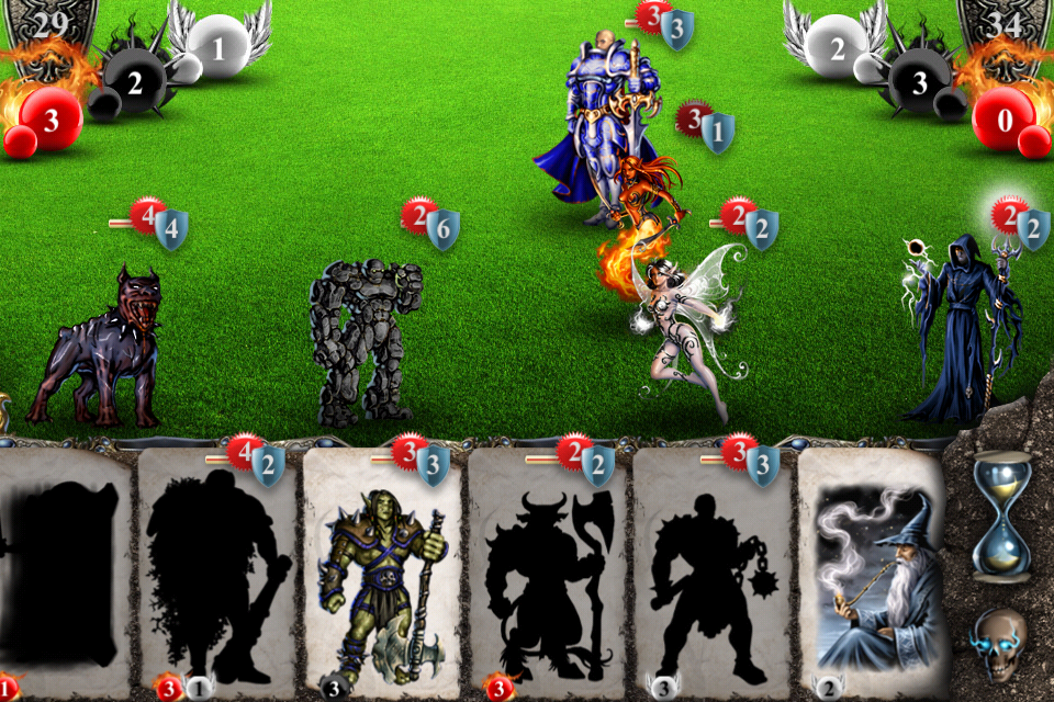 Screenshot Heroes Blade (m)