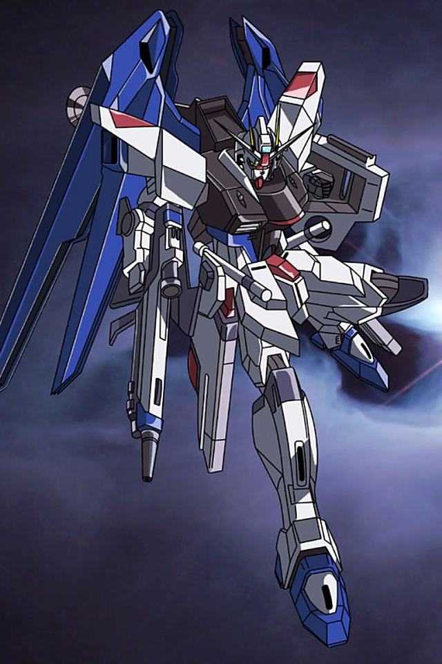 Screenshot Gundam Seed
