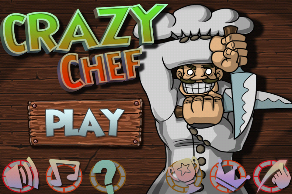 Screenshot Crazy Chef P